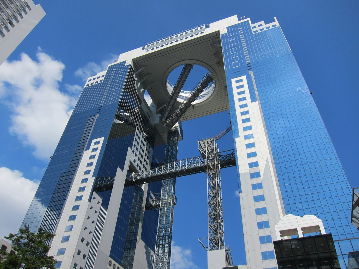 Umeda Sky Building Tower East Photo