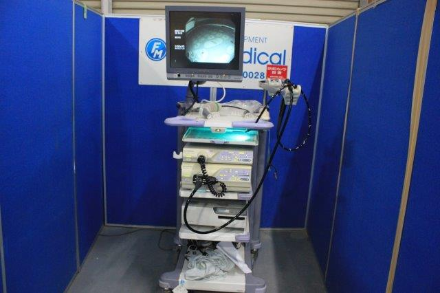 Product detail|2874|OLYMPUS|Electronic endoscope system|Fair