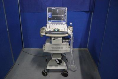 The ultrasonic diagnostic apparatusの1枚目写真