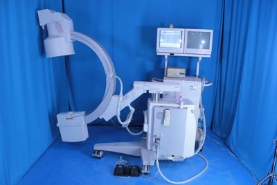 Surgical X-ray TV system (C-arm) 1